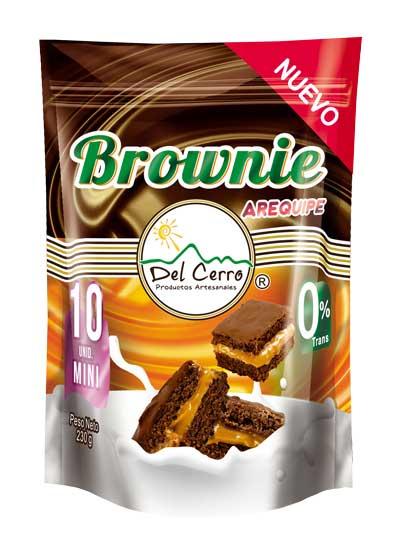 Brownie Doy pack unidad
